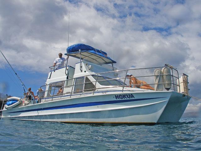 Aloha blue charters maui bottom fishing for Maui bottom fishing