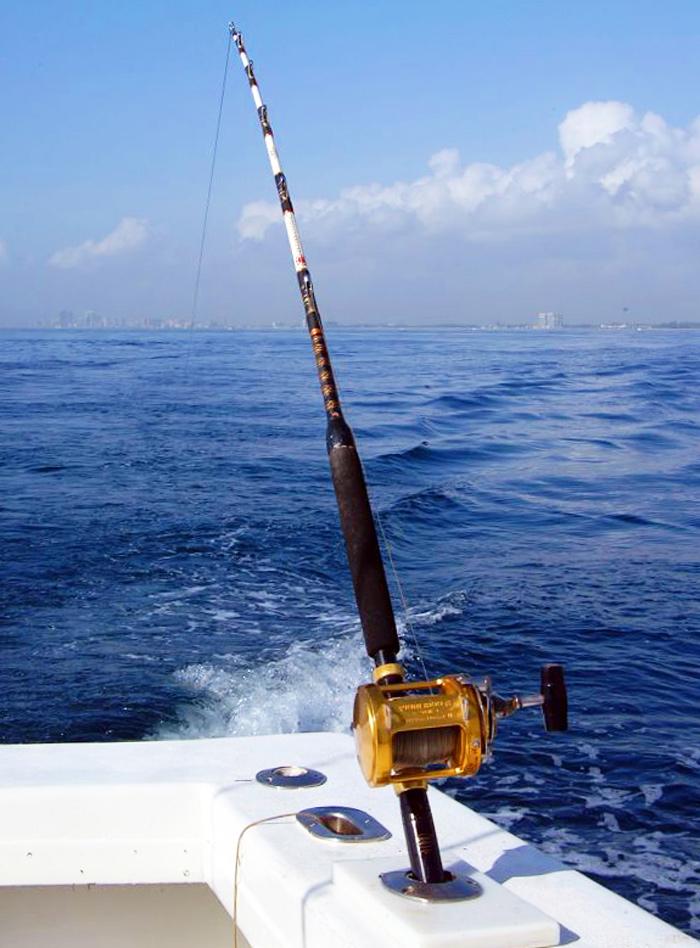 Intrepid sportfishing for Kona deep sea fishing