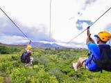 Princeville Ranch Adventures Zip N Dip Expedition