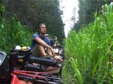 Waterfall & Rainforest Trail Adventure ATV Outfitters Hawaii Big Island
