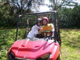 Big Island ATV Tour Deluxe Ocean & Waterfall
