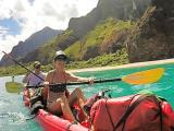Na Pali Coast Sea Kayak Tour Outfitters Kauai