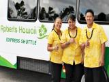 """Honolulu airport shuttle to or from Waikiki"