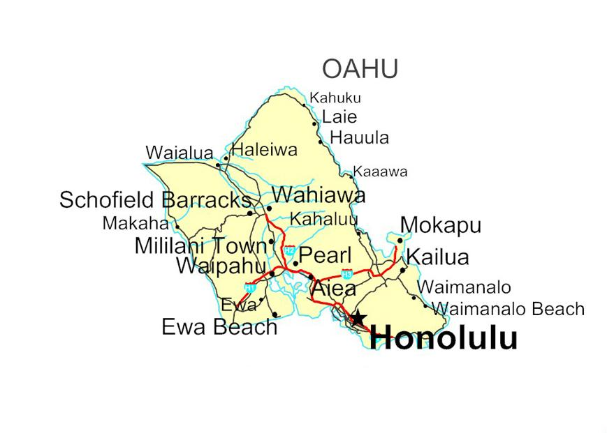 Oahu activities and tours things to do offered by hawaii for Plenty of fish oahu